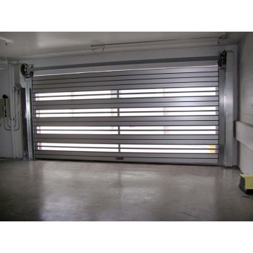 Professioanl Aluminum Roll Up Fast Door