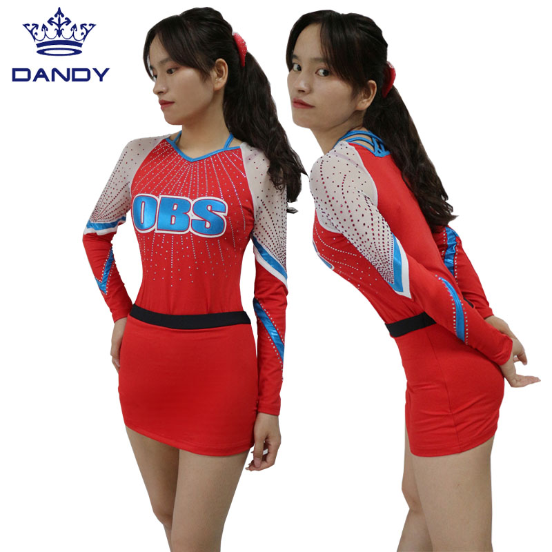 high school dance team uniforms