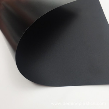 Black protective PC film plastic polycarbonate film