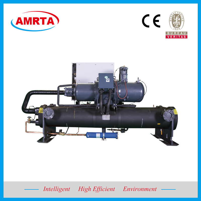 Brine Seafood Industry Water Chiller