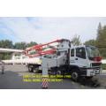 XCMG/SANY 37m concrete Boom Pump Truck