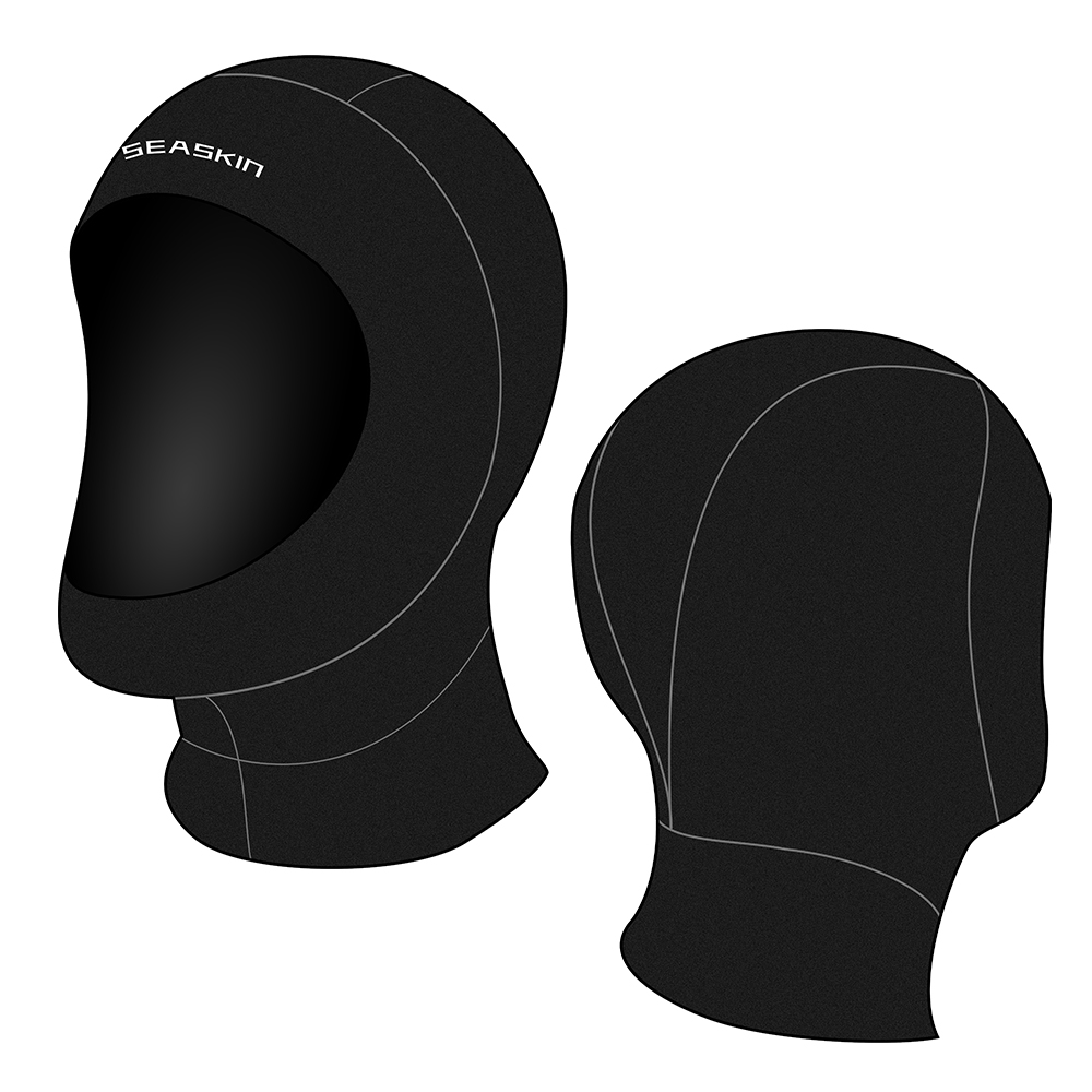 Seaskin Neoprene Dive Hood