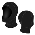 Seaskin Neoprene Thermal Surfing Hoods Windproof