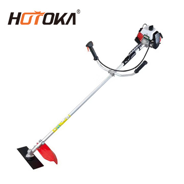 411R brush cutter with 2 stroke grass trimmer