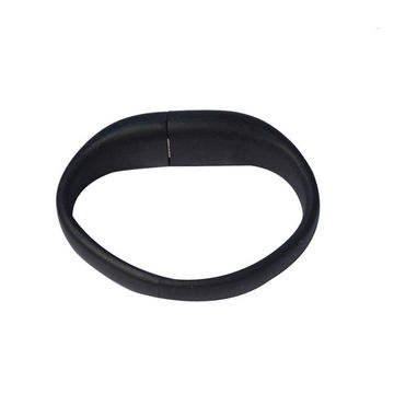 2019 New Fashion Usb Flash Drive Bracelet Silicone Bracelet,Custom Bracelet