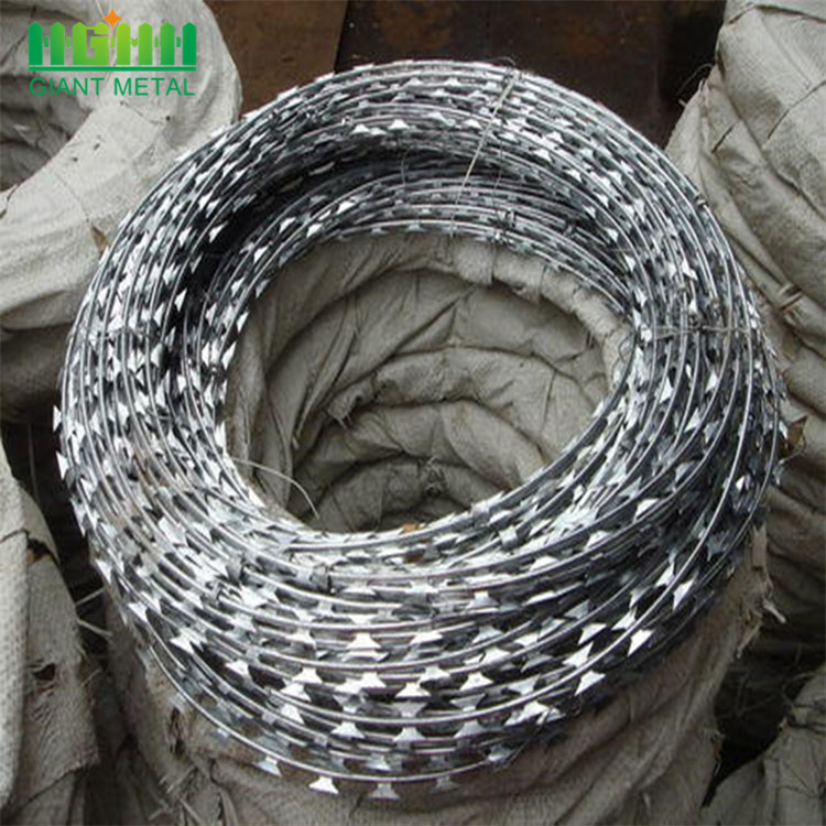 Security Razor Wire Fence Panel for Prison