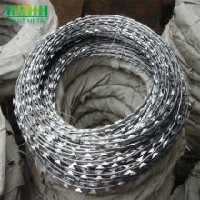 Cheap Galvanized Cross Razor Barbed Wire