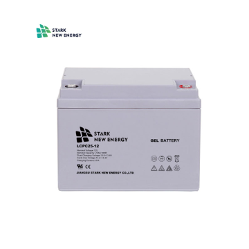 12V25Ah Gel Battery For UPS