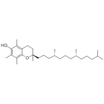 2H-1-Benzopyran-6-ol,3,4-dihydro-2,5,7,8-tetramethyl-2-(4,8,12-trimethyltridecyl)-,[2R-[2R*(4R*,8R*)]]- CAS 59-02-9