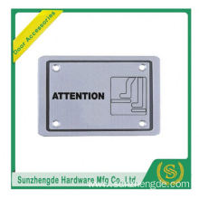 BTB SSP-015SS Ladie'S Washroom Door Wc Sign Plate