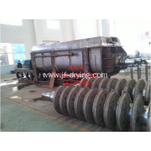 Hollow paddle dryer machine with Good Quality