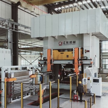 HIGH STRENGTH STEEL HOT STAMPING PRESS YJKHS