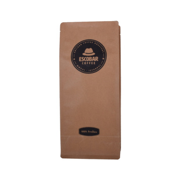 Biodegradable Coffee Bag with Valve