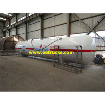 45m3 Domestic Propane Gas Tank Vessels