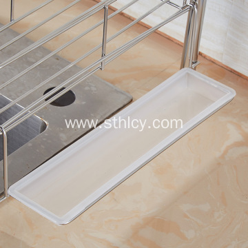 Stainless Steel Kitchen Drain Dish Drying Rack