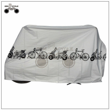 plastic rain cover for bike