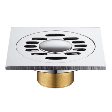 Brass Bathroom Accessories Floor Drain