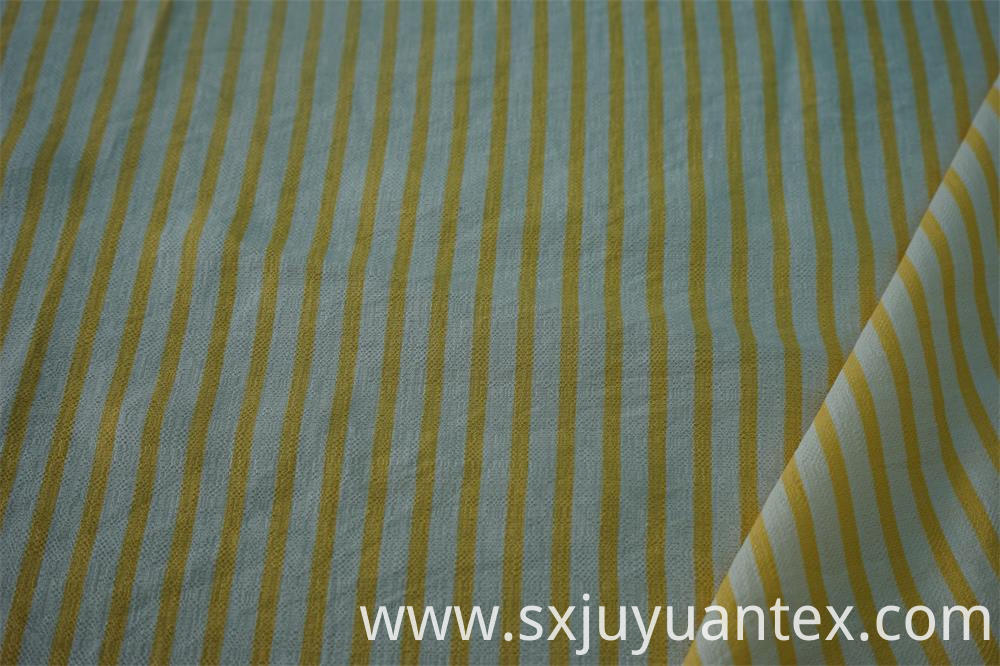 Polyester Nylon Interweave Crepe Fabric