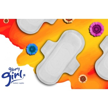 Ultra Thin anti-rewet sanitary napkin types