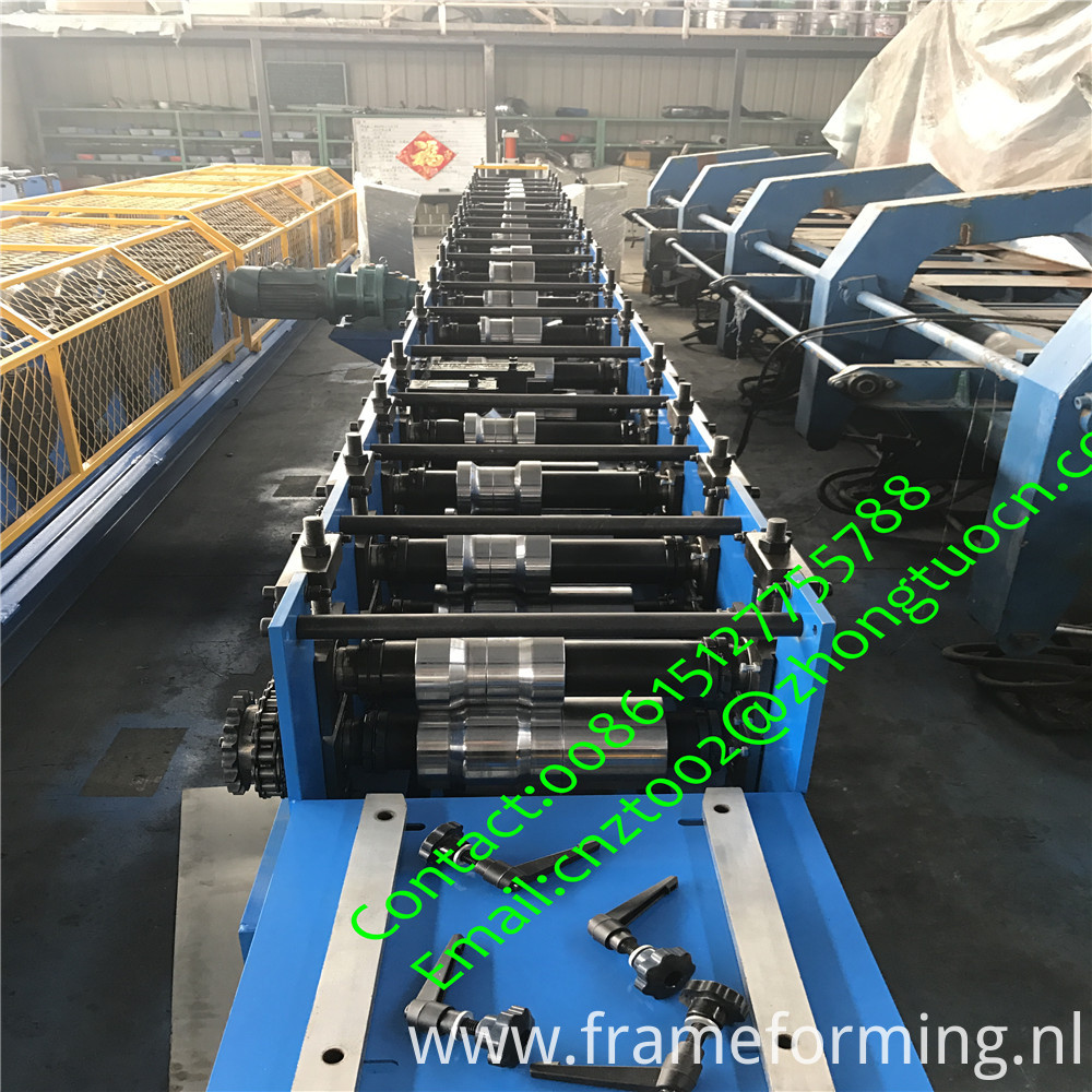 Gutter Pipe Production Line