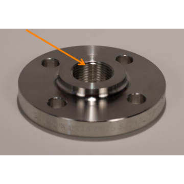 Factory lowest price a threaded flange