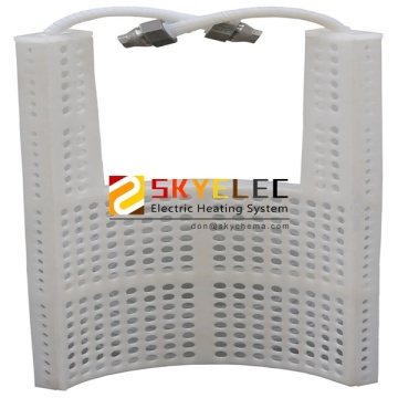 Chemical Immersion Tubular PTFE Heat Exchanger