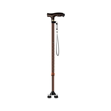 Customized Height adjustable LED Walking Stick Cane cruthes