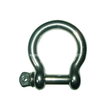 Heavy Duty Bow Shackle For Wood Trailers