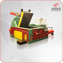 Hydraulic Stainless Steel Chippings Waste Metal Compressor