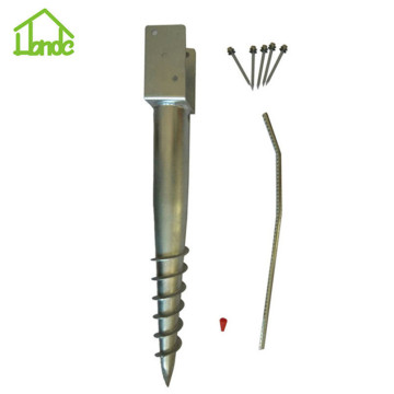 Household Ground Screw Anchors