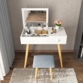 Home furniture wooden dressing table designs