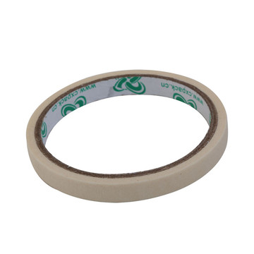 High temperature masking tape for car painting