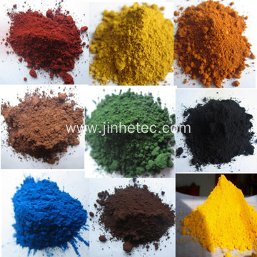 Iron Oxide For Oil Paint