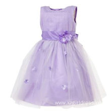 flower Wedding Birthday Party Dresses