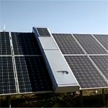 Solar Panel Cleaning Robot Factory Price
