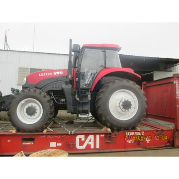 YTO LX2204  tractor 220HP 4WD
