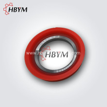 Red Rubber Piston Ram For Kyokuto Concrete Pump