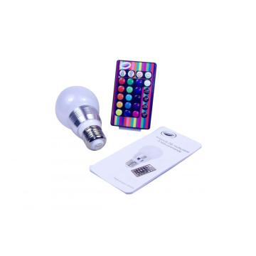 Smart household lighting RGB Bulb LED