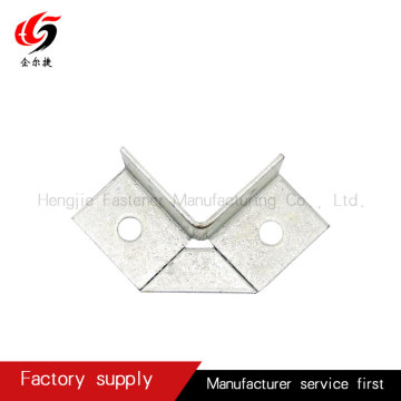 Four Hole Angle Galvanised C U Channel Fittings