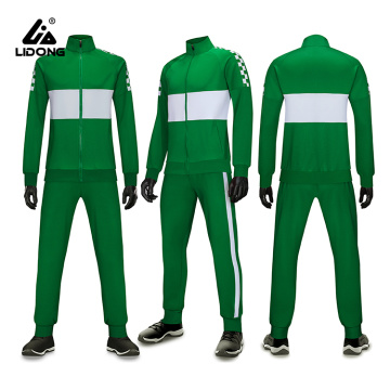 wholesale in stock tracksuit accept custom service