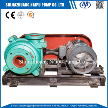 75ZJ Mining Tailings Slurry Feeding Pump