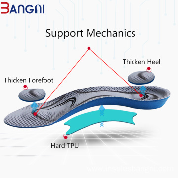 Memory Foam 3/4 Insoles Insert Soft Arch support