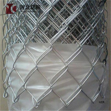50mm diamond mesh no.10 chian link fence