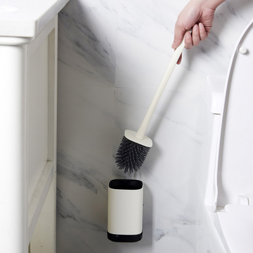 Simple household toilet cleaning brush