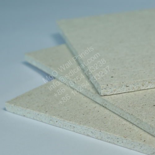 Magnesium Oxide Board with fire resistant properties