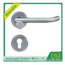 SZD SLH-031SS Building Construction Materia Chrome Rubber Door Handle Gun Bowl Cover