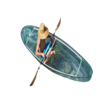 Sale Transparent Pc Polycarbonate Plastic New Design Kayak