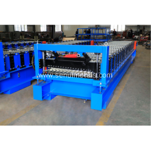 CNC storage rack roof sheet making roll forming machine
