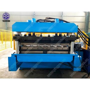 Glazed tile Roofing sheets forming machine
