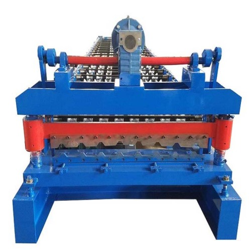 Roof Roll Forming Machine to Make IBR Sheet
